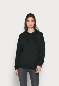 ONLY Tall - ONLFEEL LIFE HOOD - Sweatshirt - black - 0