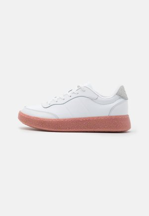 MAY - Trainers - bright white/soft pink