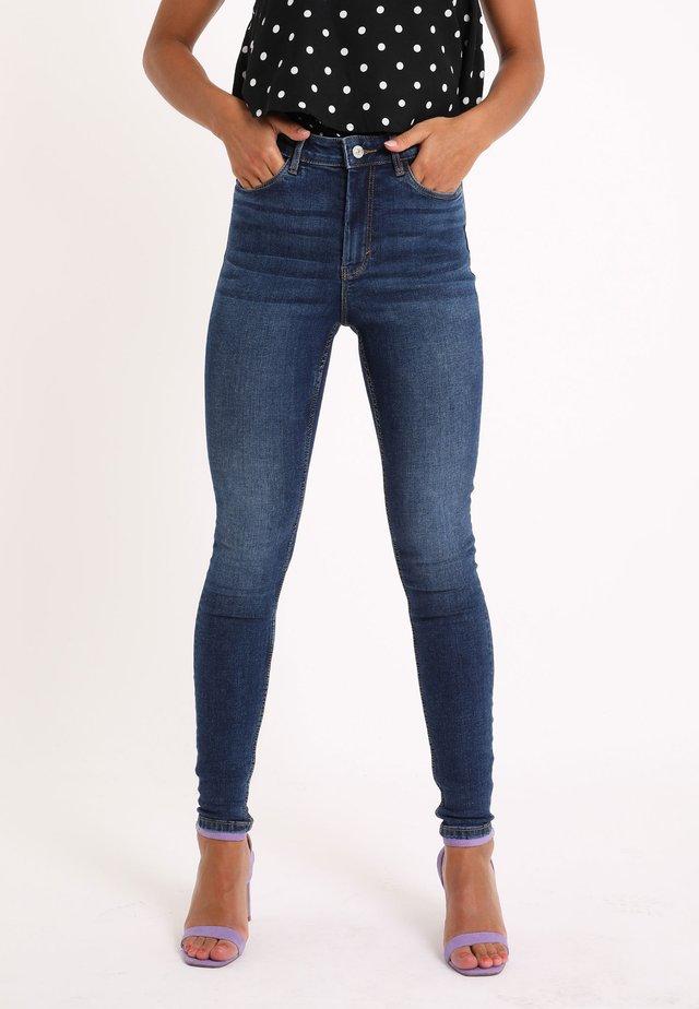 Jeans Skinny Fit - dunkelblau