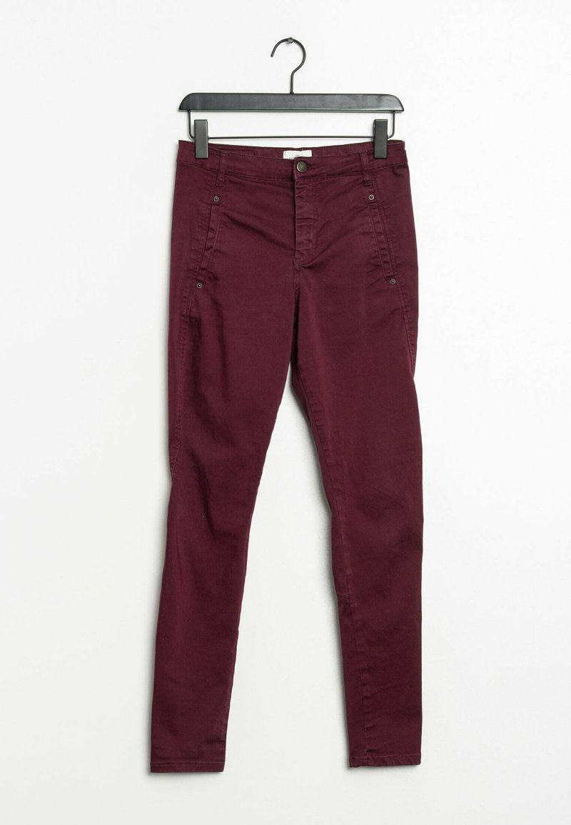 Fiveunits - Trousers - red