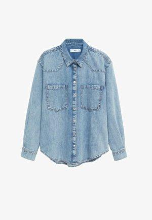SIRA - Camicia - azul medio