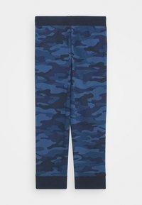 GAP - BOY HERITAGE LOGO  - Tracksuit bottoms - blue - 1