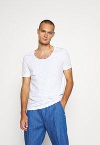 G-Star - ALKYNE SLIM  - T-shirt basic - white - 0