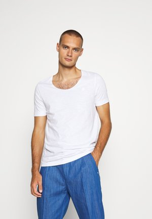 ALKYNE SLIM  - T-shirt - bas - white