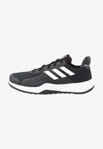 FITBOUNCE - Trainers - core black/footwear white/grey six