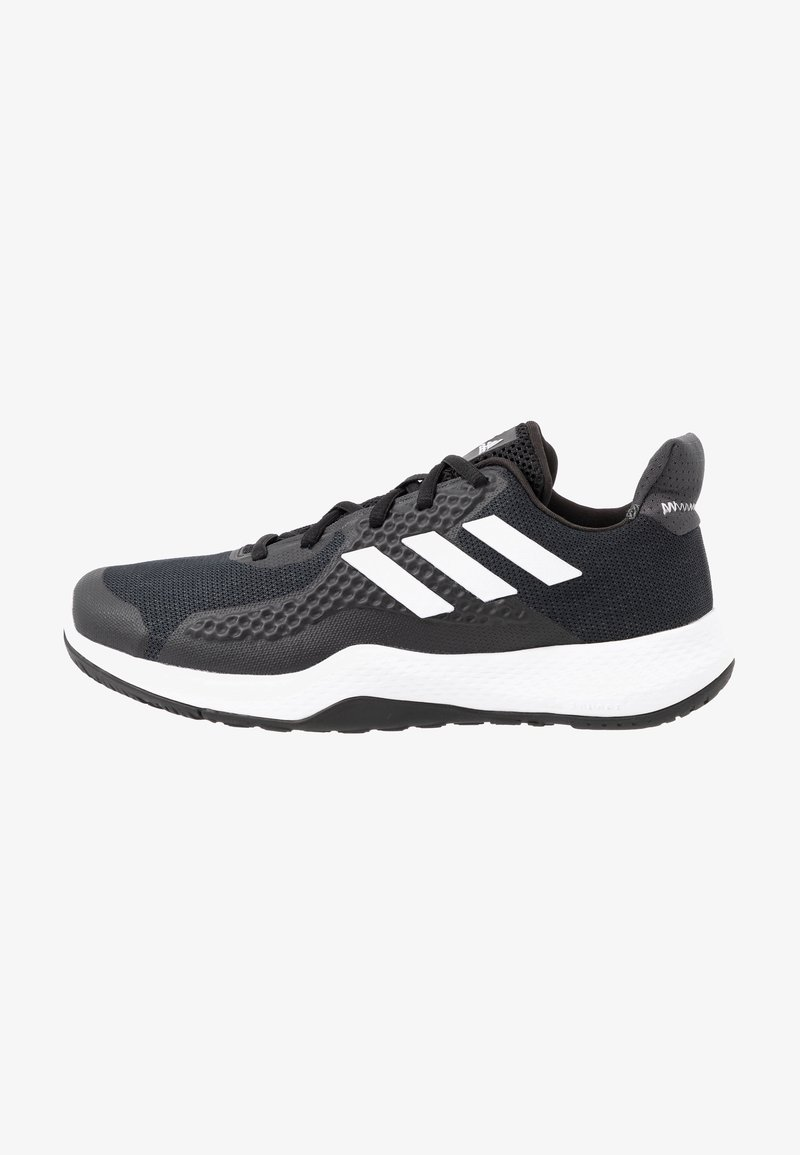 adidas Performance - FITBOUNCE - Trainers - core black/footwear white/grey six