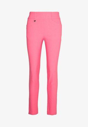 CHEV PULL ON TROUSER - Pantalon classique - camella rose