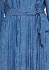 Herrlicher - ANNALINA PLEATED - Denim dress - medium - 2