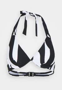 Esprit - LIDO BEACH FLEXIWIRE - Horní díl bikin - black - 0