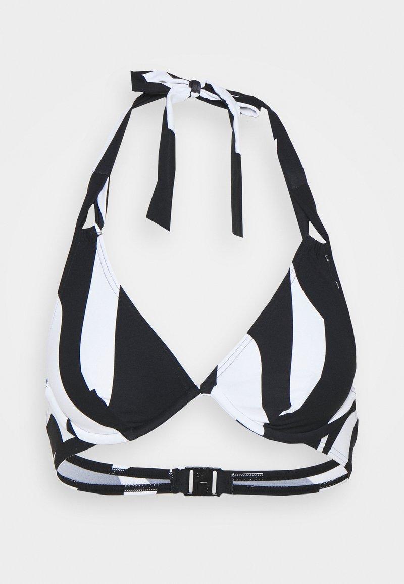 Esprit - LIDO BEACH FLEXIWIRE - Horní díl bikin - black