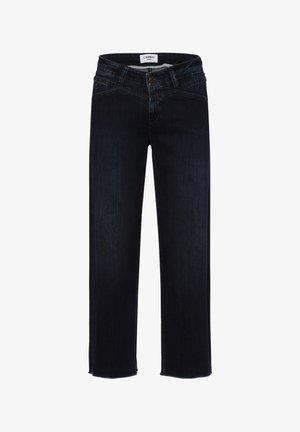 CASEY - Straight leg jeans - dark stone