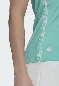 adidas Performance - Sports shirt - green - 3