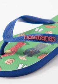 Havaianas - TOP JAPAN - Pool shoes - marine blue - 2