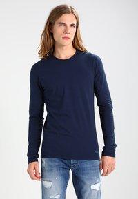 Pepe Jeans - ORIGINAL BASIC - Camiseta de manga larga - navy - 0