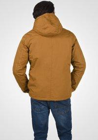 Solid - TILDEN - Light jacket - cinnamon - 2