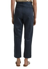 edc by Esprit - UTILITY  - Trousers - navy - 5