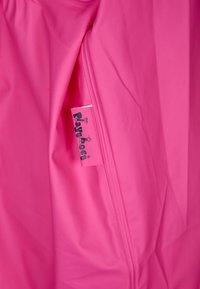 Playshoes - Spodnie przeciwdeszczowe - pink - 3
