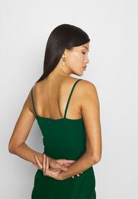 Trendyol - ZÜMRÜT YEŞILI - Koktejlové šaty/ šaty na párty - emerald green - 4