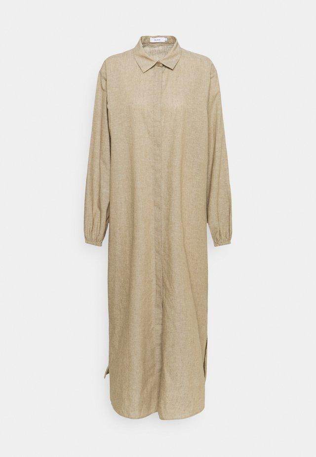 SOUAL - Košilové šaty - beige
