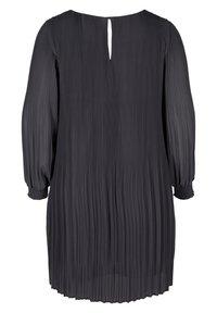 Zizzi - Day dress - dark grey - 6