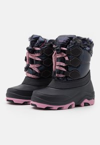 Friboo - Winter boots - dark blue - 1