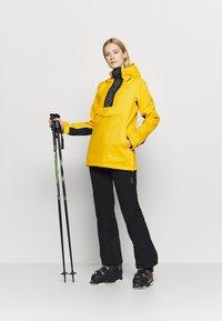DC Shoes - ENVY ANORAK - Snowboardová bunda - lemon chrome - 1