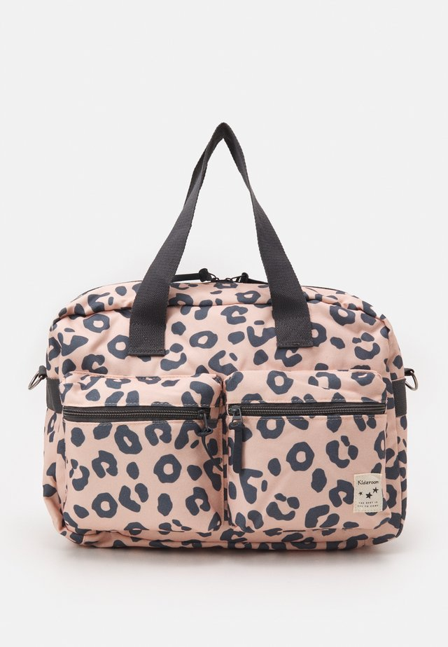 DIAPER BAG KIDZROOM ONE THING AT A TIME SET - Sac à langer - pink