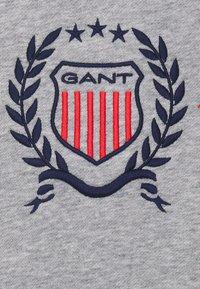 GANT - Sweatshirt - grey melange - 6