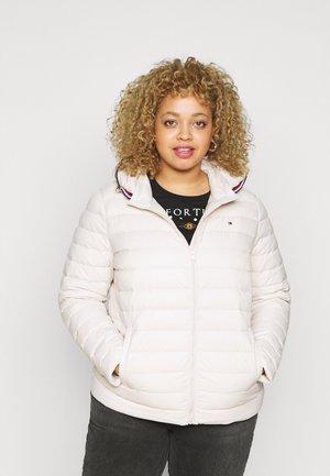 PACK - Down jacket - vintage white