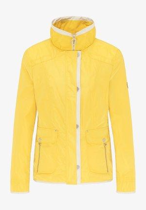 Light jacket - yellow