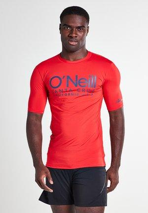 PM CALI S/SLV SKINS - Print T-shirt - plaid