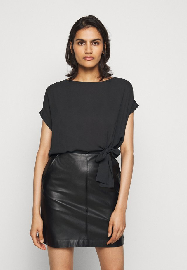 DRESS  - Korte jurk - nero
