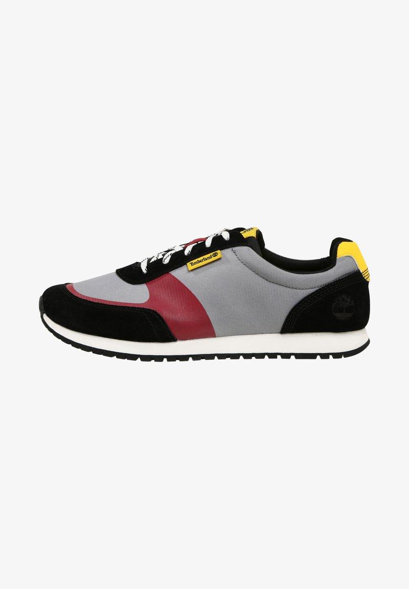 Timberland - LUFKIN  - Sneakers - md grey mesh wblk