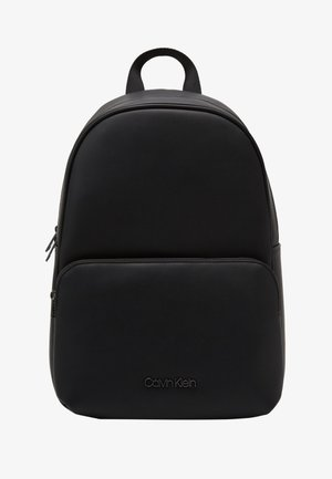 CENTRAL ROUND BACKPACK - Plecak - black