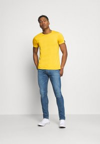 Replay - T-shirt basic - citron - 1