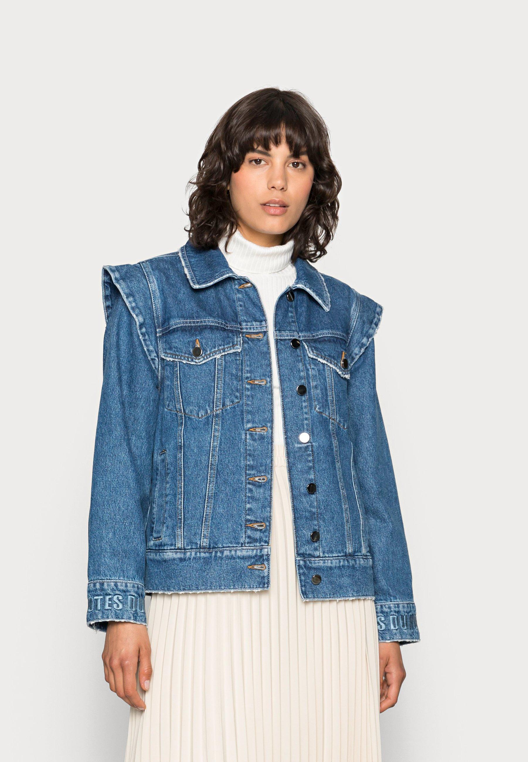 Femme VENICE JACKET - Veste en jean