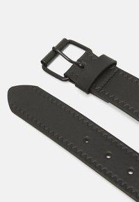 Pier One - Cintura - black - 1