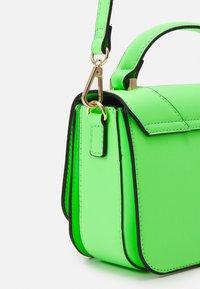 ALDO - LOTHAREWEN - Handbag - neon green - 3