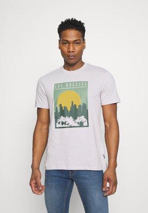 ONSANTHONY LIFE TEE - T-shirt med print - raindrops