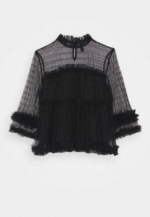 YASALORA - Blouse - black
