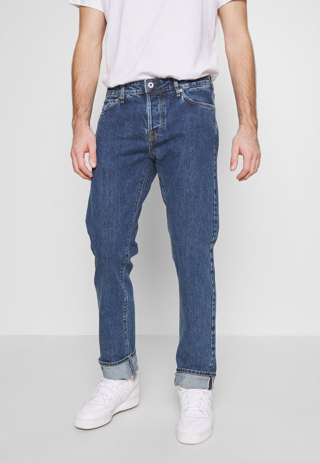 JJIMIKE JJROYAL SELVEDGE - Jean slim - blue denim
