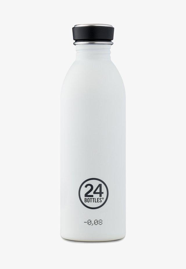 TRINKFLASCHE URBAN BOTTLE BASIC - Drink bottle - weiß
