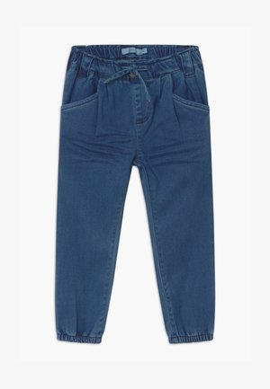 NMFBIBI DNMATORAS - Jeans baggy - medium blue denim