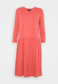 Soaked in Luxury - ANITRA DRESS - Jersey dress - cardinal - 0