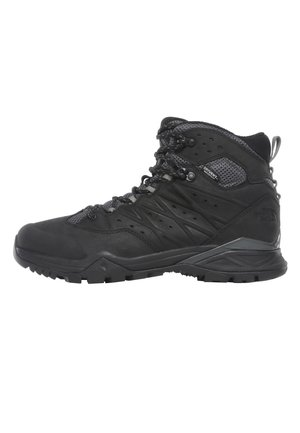 M HEDGEHOG HIKE II MID WP - Snørestøvletter - tnf black/graphite grey