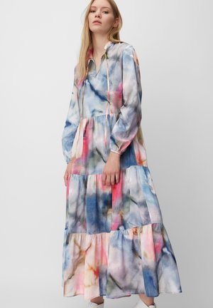 Maxi dress - multi/dream beach