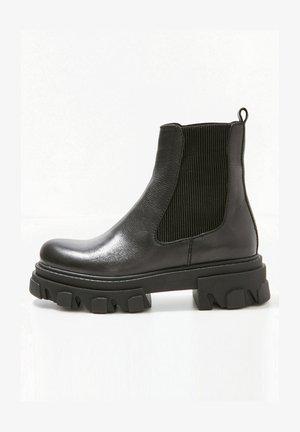 Korte laarzen - black blk