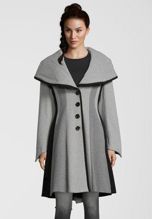 Classic coat - grey mix