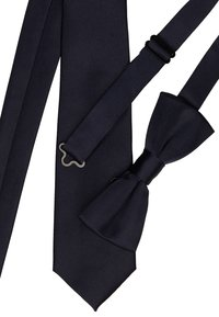 Only & Sons - ONSTHEO BOW TIE SET - Bow tie - dark navy - 4