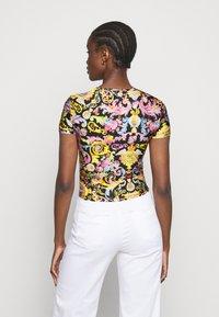 Versace Jeans Couture - LADY - Print T-shirt - black - 2